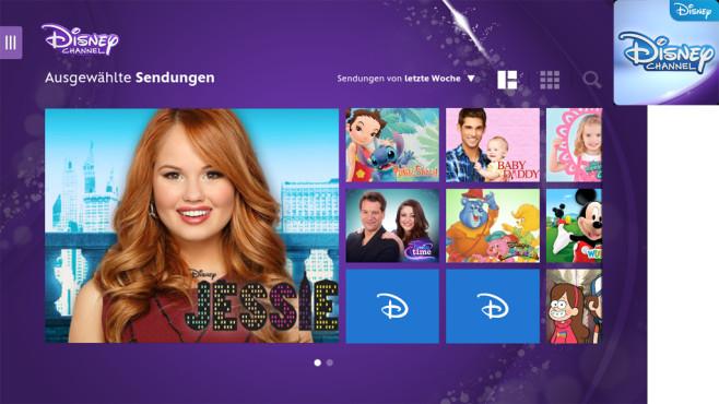 Disney Channel ©Disney