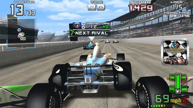 INDY 500 Arcade Racing ©HyperDevbox