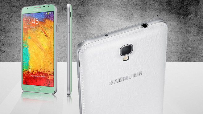 Samsung Galaxy Note 3 Neo ©Samsung, peshkova - Fotolia.com