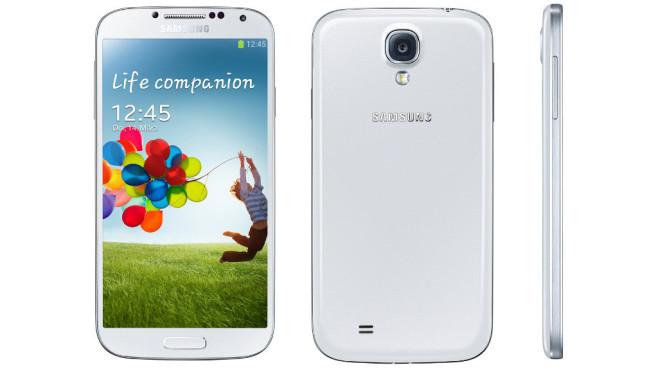 Samsung Galaxy S4 ©Samsung