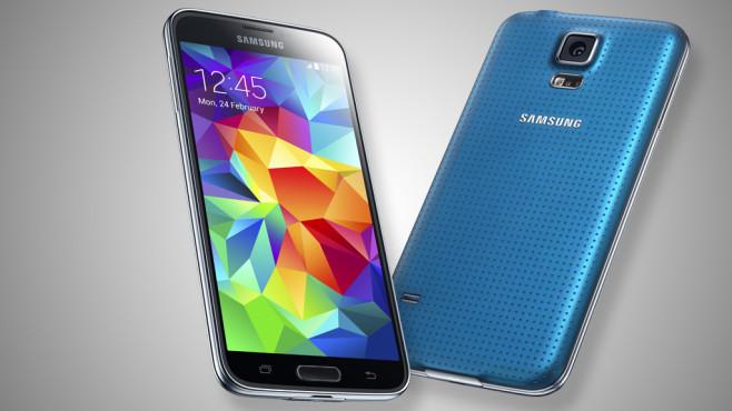 Samsung Galaxy S5 ©Samsung, COMPUTER BILD
