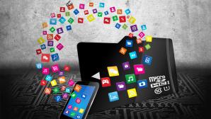 Android: Apps auf die SD-Karte verschieben ©germina - Fotolia.com, Les Cunliffe - Fotolia.com, WoGi - Fotolia.com, monicaodo - Fotolia.com