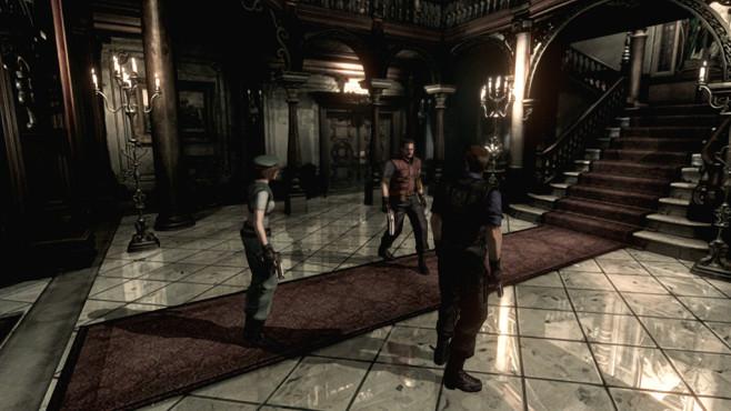 Resident Evil: Gamecube-Remake ©Capcom
