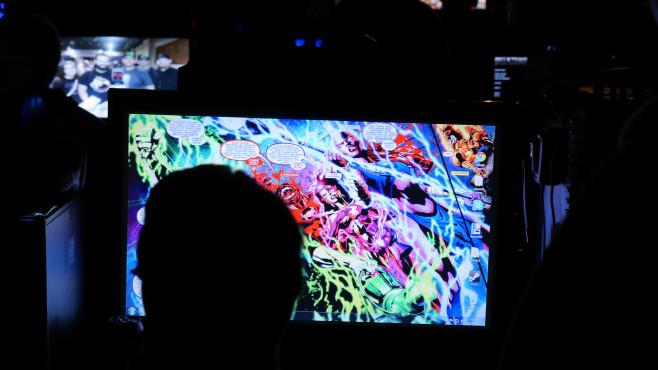 QuakeCon 2014: Bunt ©COMPUTER BILD SPIELE