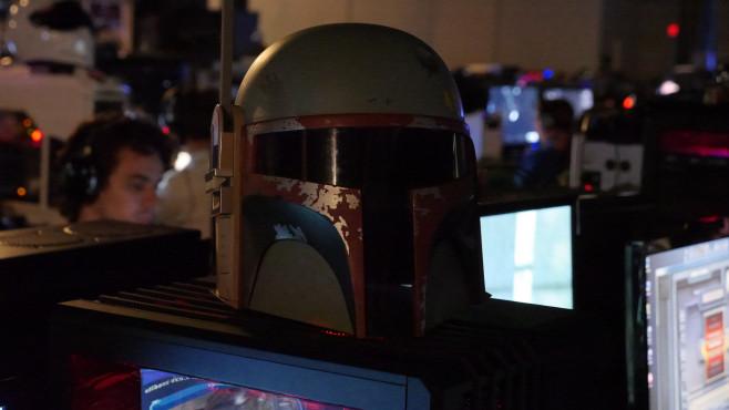 QuakeCon 2014: Kopfgeldjäger ©COMPUTER BILD SPIELE