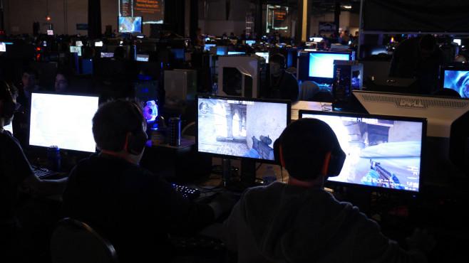 QuakeCon 2014: kreislauf ©COMPUTER BILD SPIELE