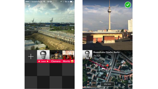 Taptalk-App ©COMPUTER BILD