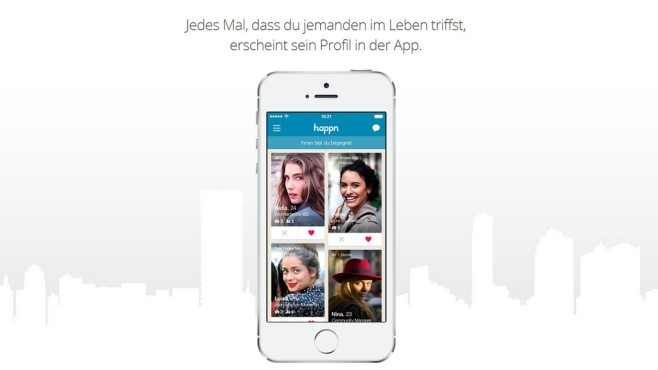 happn-App ©happn