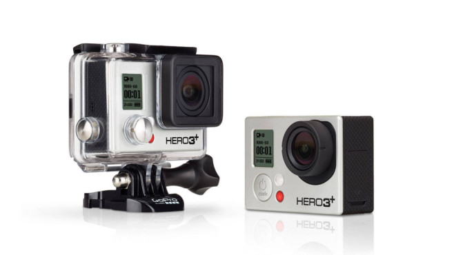 GoPro Hero 3+ Black Edition © GoPro