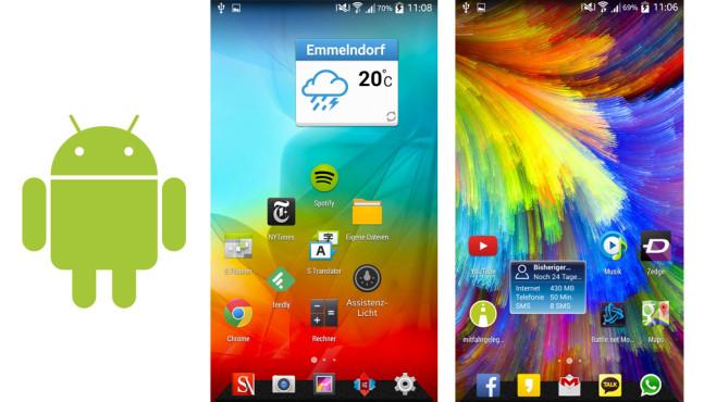 Android-Smartphone schneller machen: 10 Tempo-Tricks ©COMPUTER BILD, Android