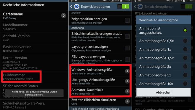Android-Smartphone schneller machen: 10 Tempo-Tricksn: 11 Tempo-Tricks ©COMPUTER BILD