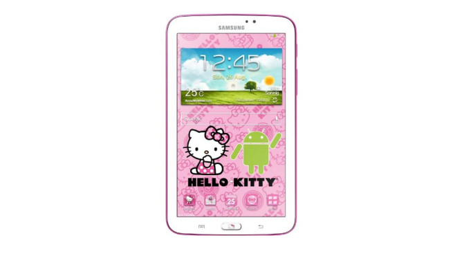 Samsung Galaxy Tab 3 Hello Kitty Design (Sieben Zoll) © Samsung