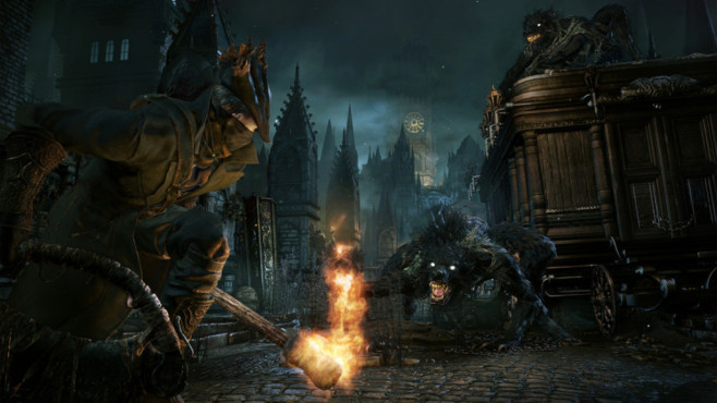 Bloodborne: Gegner © From Software