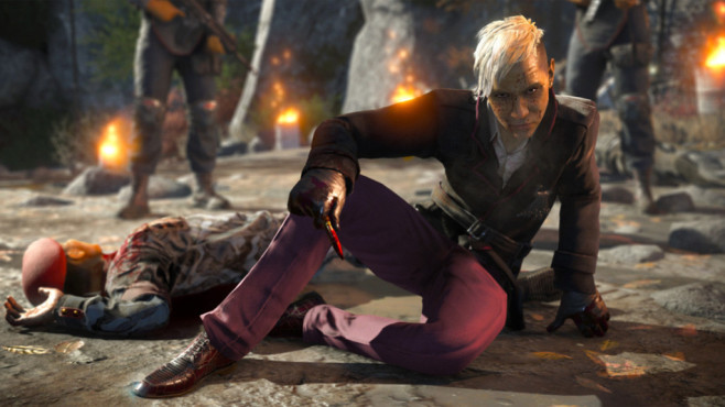 Far Cry 4: B�sewicht Pagan Min © Ubisoft