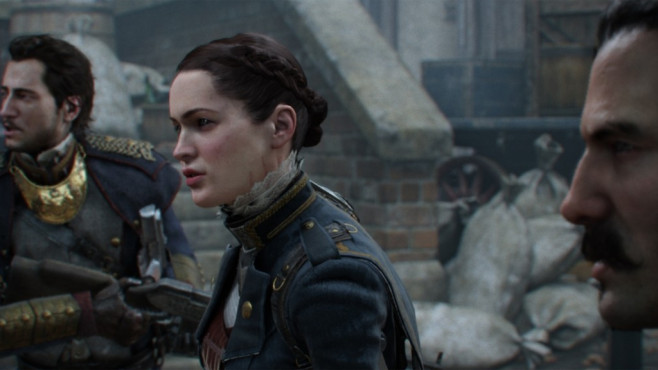 The Order – 1886: Rendersequenz © Sony