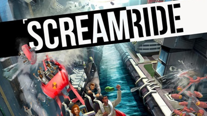 Screamride: Packshot © Microsoft
