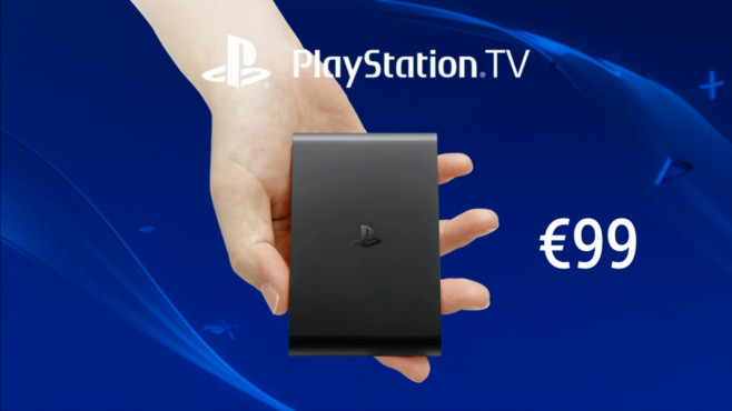 Sony-PK: Playstation TV © Sony