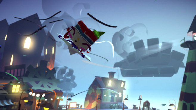 Sony-PK: Tearaway Unfolded © Sony