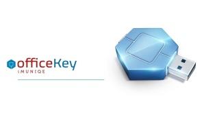 iMunique für sichere Verschlüsselung ©officeKey