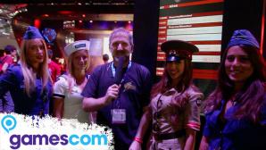 Udett on Gamescom-Tour: World of Warships ©COMPUTER BILD SPIELE