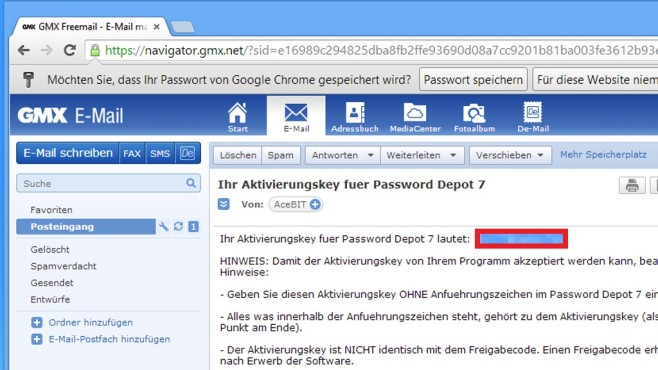 Password Depot 7: So klappt die Installation © COMPUTER BILD
