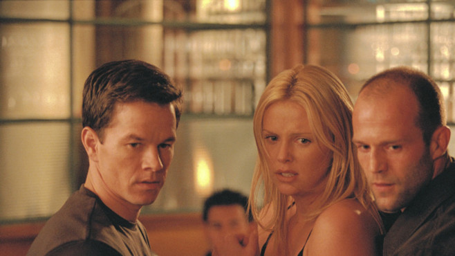Mark Wahlberg – The Italian Job © Telemünchengruppe