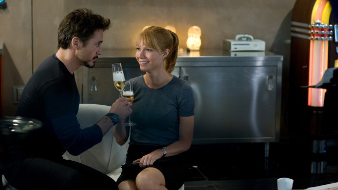 Robert Downey Jr. – Iron Man 2 © 2010 MVL Film Finance LLC. All Rights Reserved