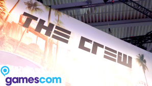 Udetto on Gamescom-Tour: The Crew © COMPUTER BILD SPIELE