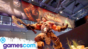 Udetto on Gamescom-Tour: Blizzard © COMPUTER BILD SPIELE