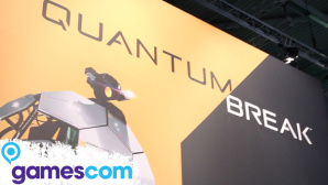 Udetto on Gamescom-Tour: Quantum Break © COMPUTER BILD SPIELE