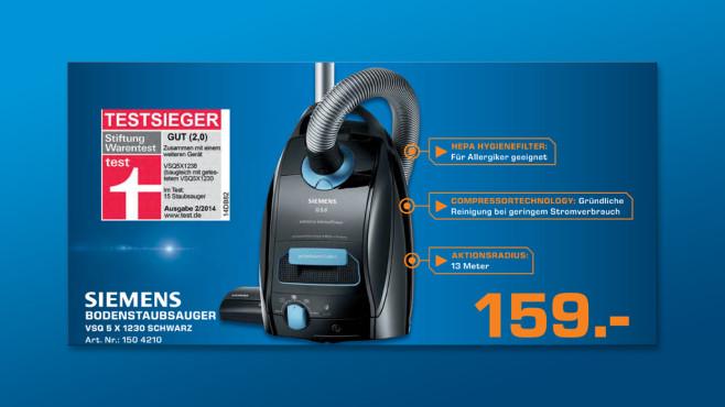 Siemens VSQ5X1230 ©Saturn