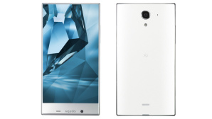 Sharp Aquos Crystal © Sharp, Softbank