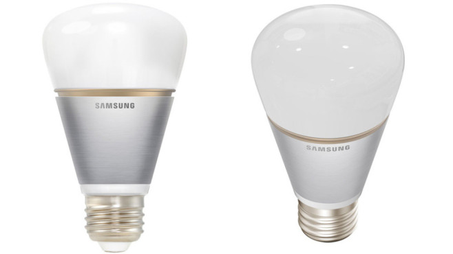 Samsung LED Smart Bulbs © Samsung