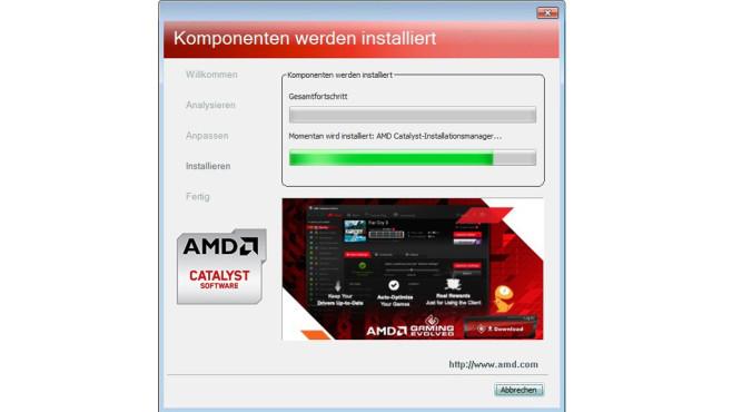 Treiber und Betriebssystem ©COMPUTER BILD