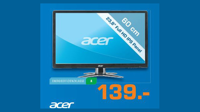 Acer G246HYLbid ©Saturn