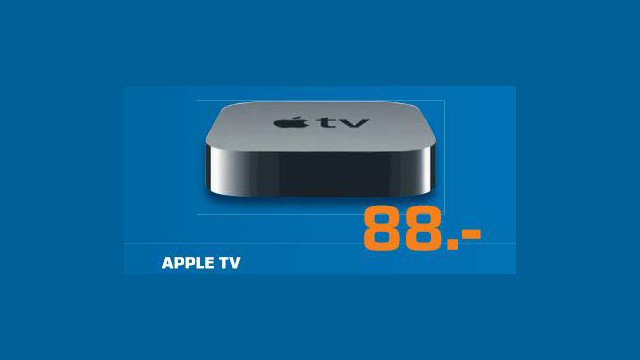 Apple TV (3. Generation) © Saturn