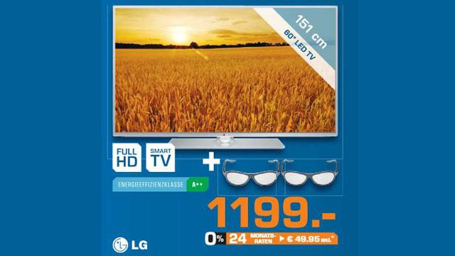 LG 60LB650V ©Saturn