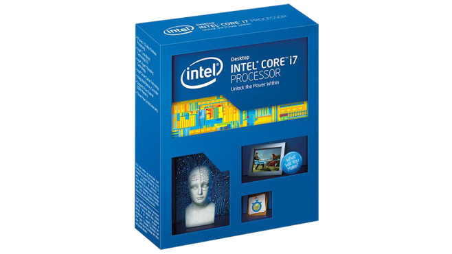 Intel Haswell-E © Intel