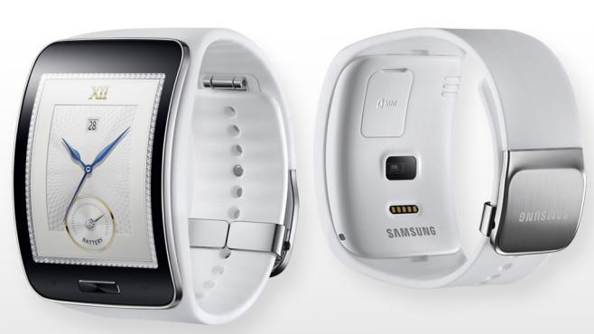Samsung Gear S ©Samsung