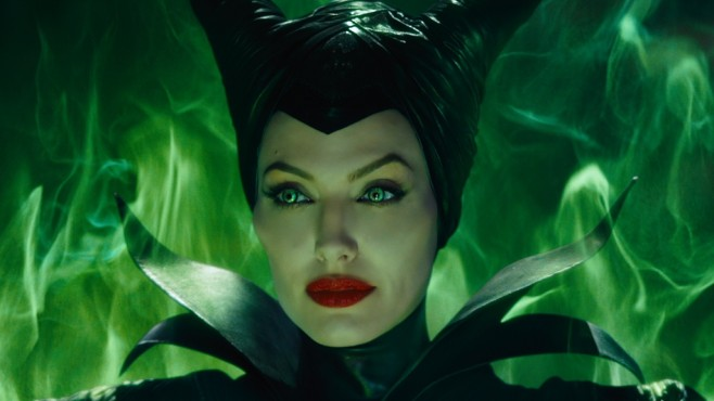 "Angelina Jolie in ""Maleficent – Die dunkle Fee"" © Disney"