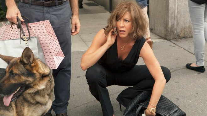 "Jennifer Aniston in ""Broadway Therapy"" © Wild Bunch Germany"