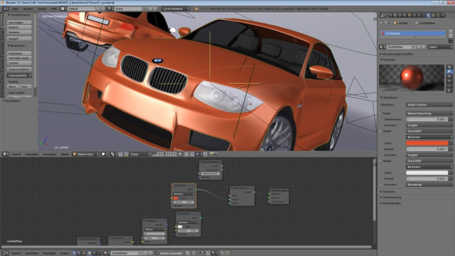 Paint.NET und Blender: Arbeiten wie mit Paint 3D ©COMPUTER BILD