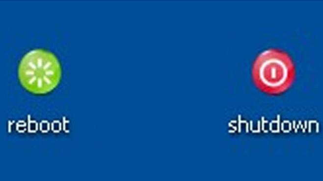 Superfast Shutdown: PC schneller ausschalten ©COMPUTER BILD