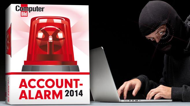 COMPUTER BILD-Account-Alarm ©Sergey - Fotolia.com, COMPUTER BILD