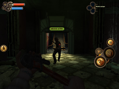 Bioshock iOS © 2K Games