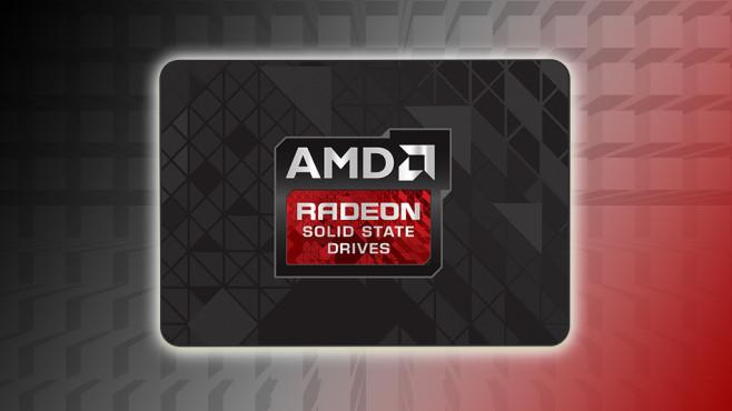 AMD Radeon R7 SSD 240GB ©AMD