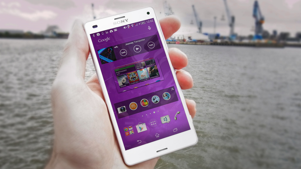 Sony Xperia Z3 Compact ©COMPUTER BILD