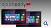 Nokia Lumia 2520 mit 5-Gigabyte-Flat f�r 44 Euro ©Sparhandy, O2, Nokia