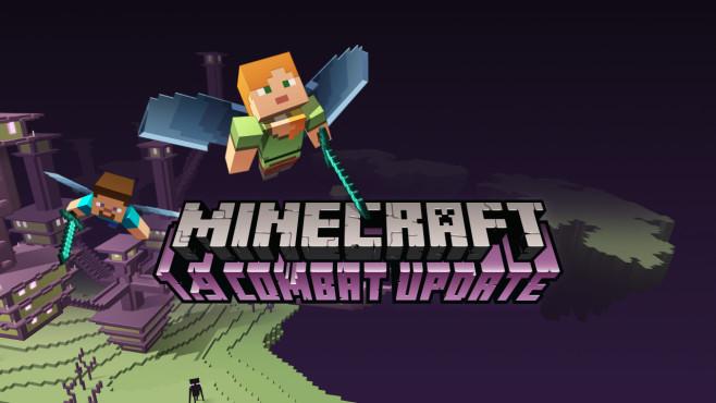Minecraft Update 1.9 ©Mojang / Microsoft
