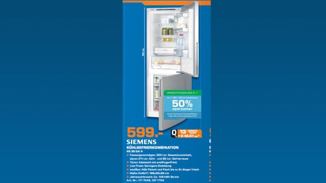 Siemens KG36EAI40 ©Saturn